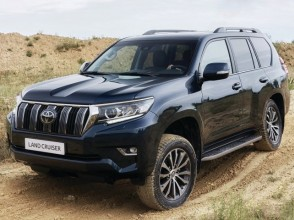 Фотография Toyota Land Cruiser Prado 2019 года