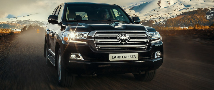Фотографии Toyota Land Cruiser 200 2019 года